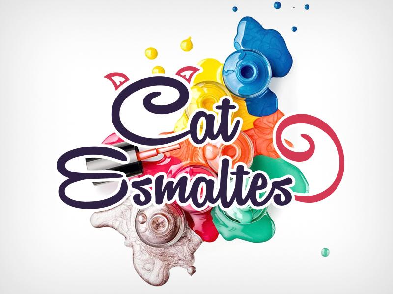 Cat Esmaltes Branding