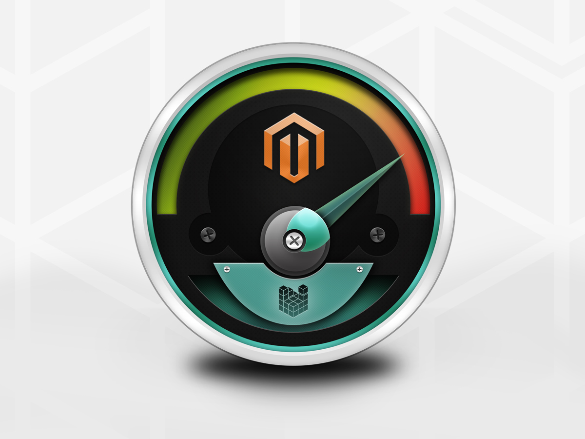 Magento Optimization Icon