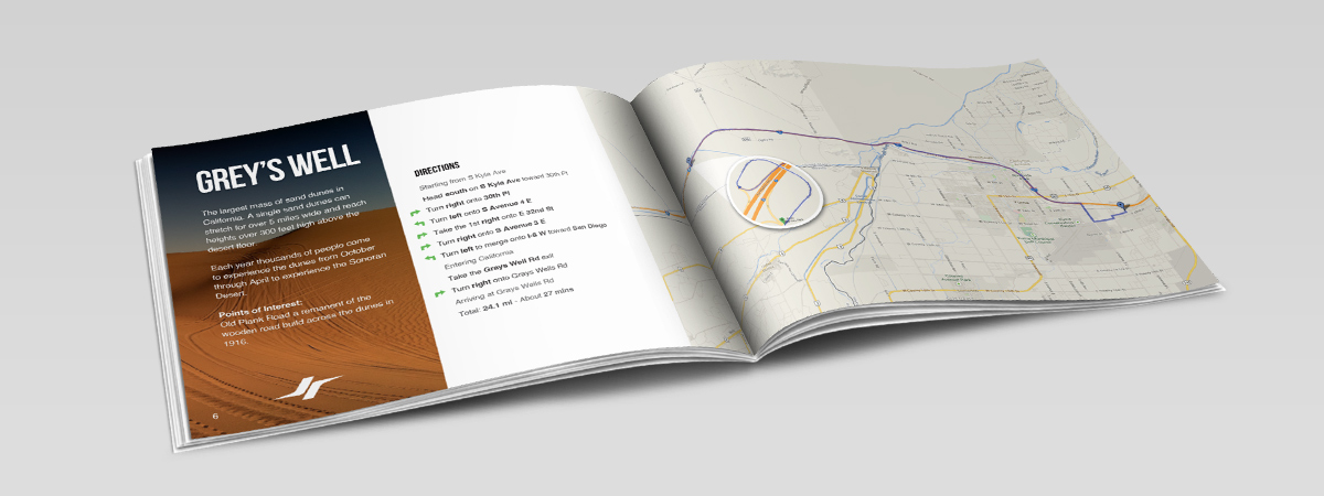 Full View Brochure -  Just Ride