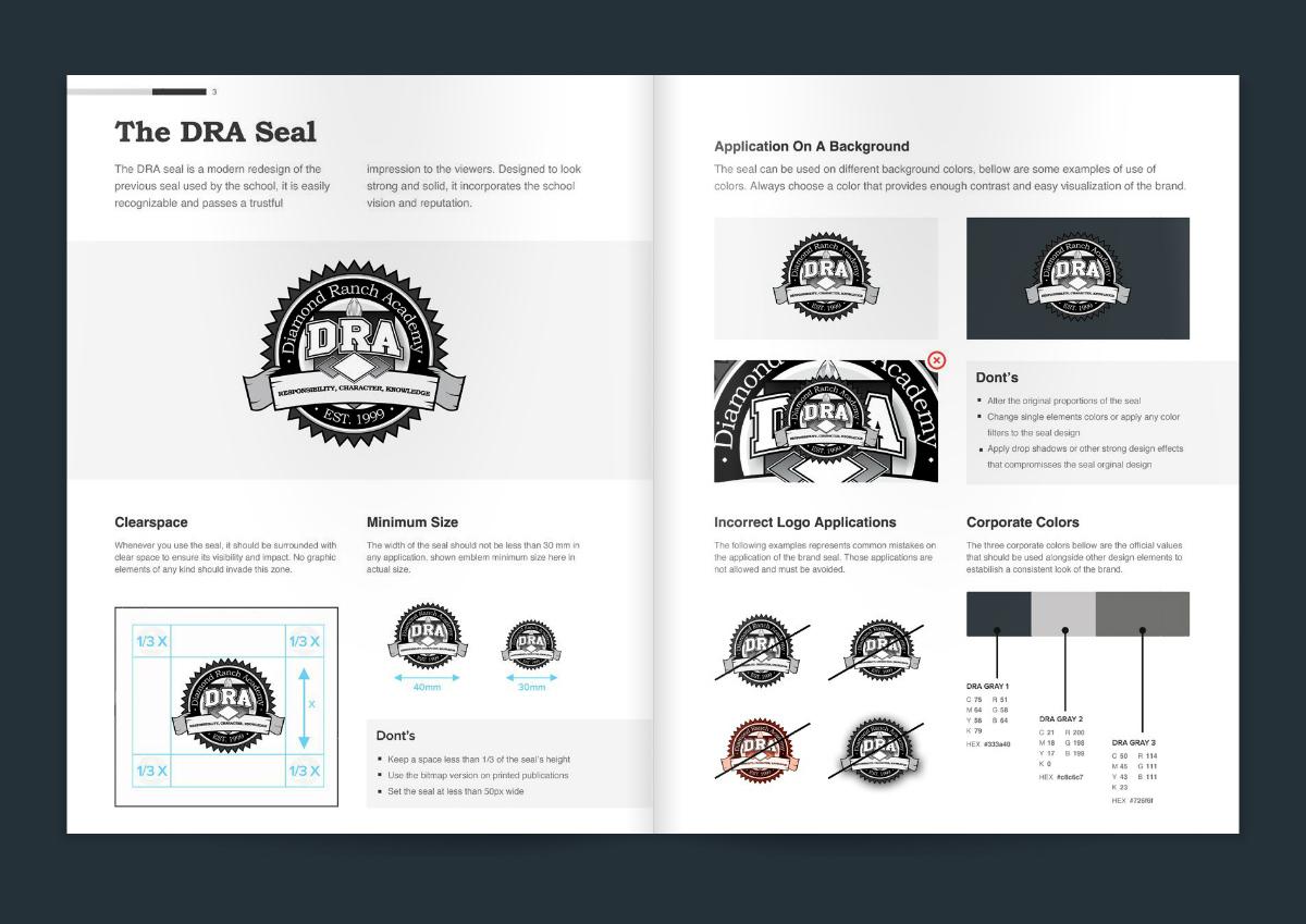 Diamond Ranch - Brand Guide