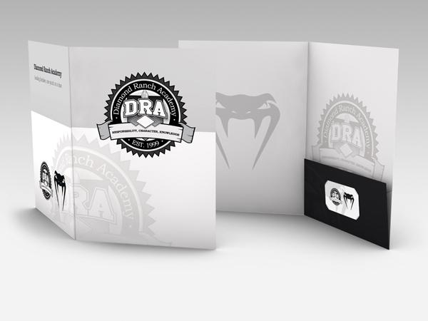 Diamond Ranch - Folder