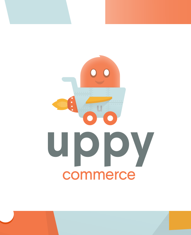 Uppy Commerce Logo