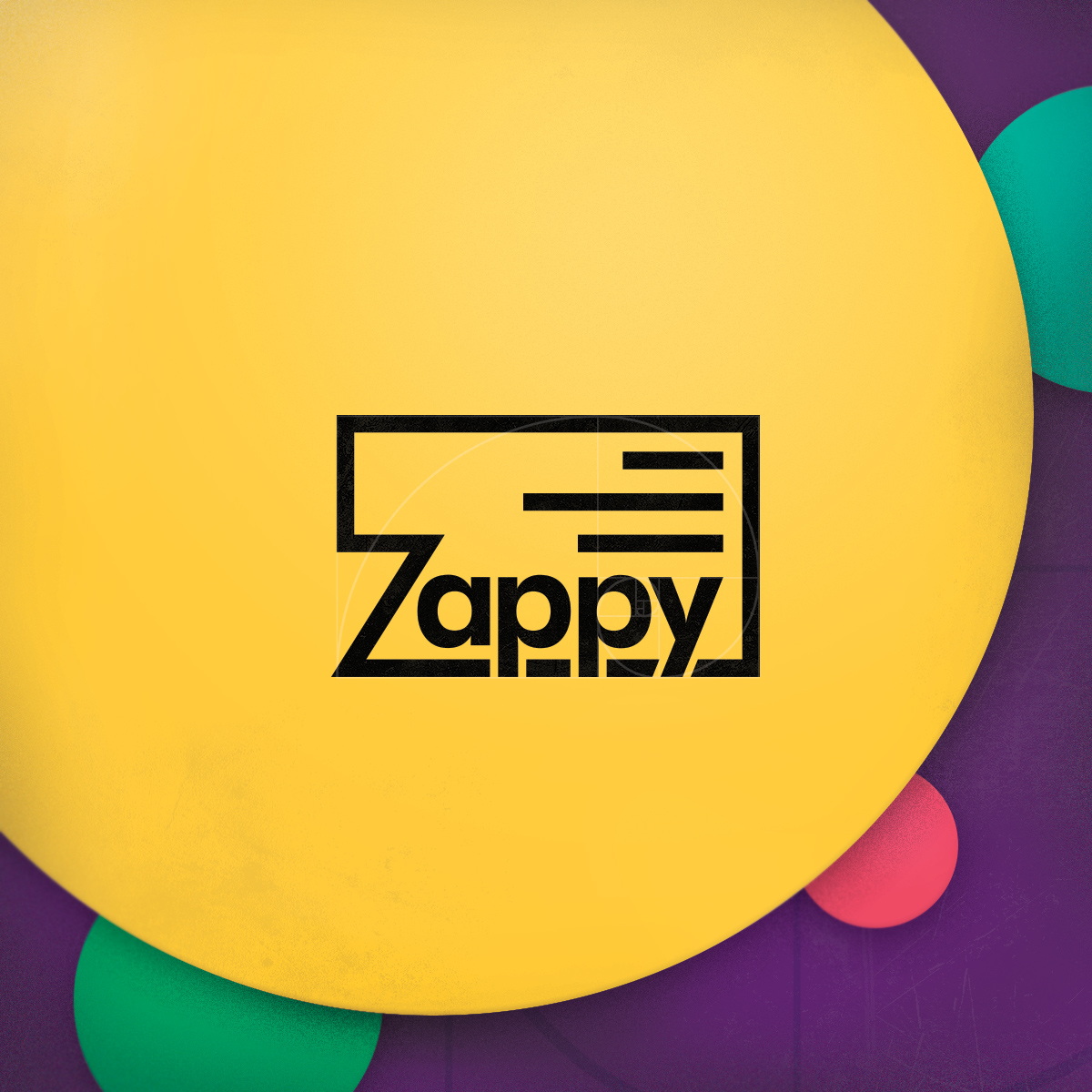 Logo Design para a Zappy Cards